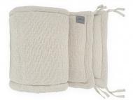 Jollein Box/Bedbumper Bliss knit Nougat