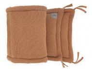 Jollein Box/Bedbumper Bliss knit Caramel