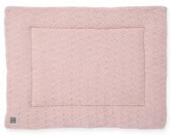Jollein Boxkleed River Knit Pale Pink  75 x 95 cm