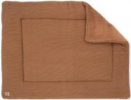 Jollein Boxkleed Basic Knit Caramel 80 x 100 cm