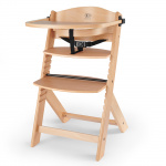 Kinderkraft High Chair Enock Wooden
