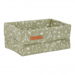 Little Dutch Commodemandje Groot Wild Flowers Olive 25 x 15 x 15 cm
