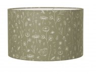 Little Dutch Hanglamp Wild Flowers Olive