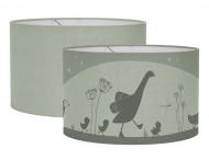 Little Dutch Hanglamp Silhouette Little Goose Mint 20 x 30 cm