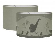 Little Dutch Hanglamp Silhouette Little Goose Olive 20 x 30 cm