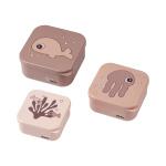 Done By Deer Snack Box Set Sea Friends Powder 3-Pack