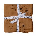 Done By Deer Luiers Sea Friends Mustard 2-Pack