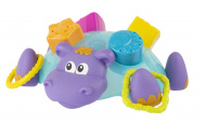 Playgro Float Along Hippo Shape Sorter