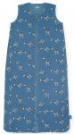 Jollein Slaapzak Zomer Giraffe Jeans Blue 110cm