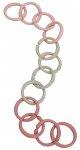Little Dutch Little Loops Speelgoedringen Pink