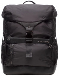 Little Company Diaperbackpack Miami Black Ribstop