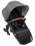 UPPAbaby Rumble Seat Greyson Charcoal Melange/Crabon Frame