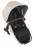 UPPAbaby Rumble Seat Declan Oat/Zilver Frame