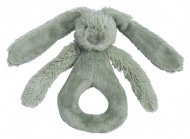 Happy Horse Rabbit Richie Rattle Green 18 cm