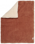 Koeka Boxkleed Vik Shadow Hazel/Sand 75 x 95 cm