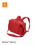 Stokke® Xplory® X Changing Bag Ruby Red