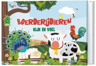 Lantaarn Publishers Kijk En Voel - Boerderijdieren