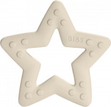 Bibs Bijtring Bitie Star Ivory