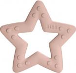 Bibs Bijtring Bitie Star Blush