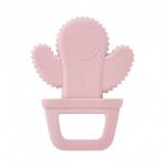 Babyjem Bijtspeeltje Cactus Pink