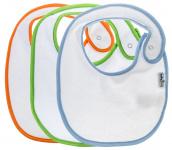 Babyjem Slab Blue-Green-Orange 3-pack