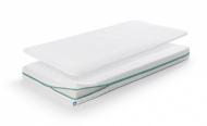 Aerosleep Matras Sleep Safe Pack Ecolution Inclusief Valumat 60 x 120 cm