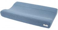 Meyco Aankleedkussenhoes Mini Relief Denim 50x70cm
