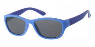 Dudes & Dudettes Zonnebril Matt Light Blue / Dark Blue