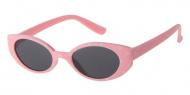 Dudes & Dudettes Zonnebril Pink / White Dots