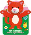 Imagebooks Handpopboek Kat