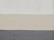 Jollein Wieglaken Winkled Cotton Nougat 75x100cm