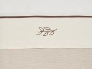 Jollein Wieglaken Meadow Chestnut 75x100cm