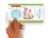 Baby-Dump Cadeaubon € 10,-