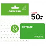 Babydump Giftcard € 50,-