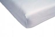 Airgosafe Hoeslaken Wit  60 x 120 cm
