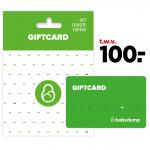Babydump Giftcard € 100,-