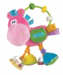 Playgro Toy Box Activity Rattle Clopette
