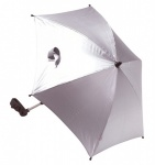 Parasol Polyester Zilver
