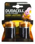 Duracell Batterij D (2 stuks)