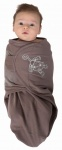 Bo Jungle Baby Wrap Taupe Large