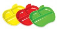 Munchkin Lil' Apple Plates  6mnd+ (3 Stuks)