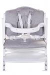 Childhome Stoelverkleiner Lambda Jersey Grey Luxe