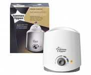 Tommee Tippee Flesverwarmer  Closer To Nature White