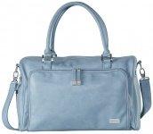 Isoki Double Zip Satchel Bag Eden