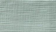 Cottonbaby Ledikantlaken Soft Oudgroen 120 x 150 cm