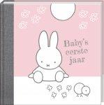 Interstat Baby's Eerste Jaar Roze