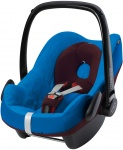 Maxi-Cosi Autostoelhoes Zomer Blue Pebble/Pebble Plus/Rock