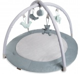 Baby's Only Actvity Mat Stonegreen/Mint/Wit