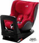 Römer Premium Dualfix M i-Size Fire Red