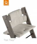 Stokke® Tripp Trapp® Classic Cushion Timeless Grey (Organic Cotton)